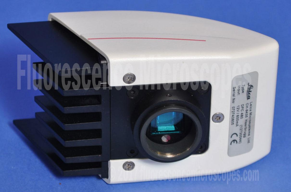 Fluorescence Microscopes - Leica DFC 480 Firewire Camera