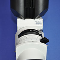 Olympus Model CX31 Bertrand Lens Strain Free Optics Polarizing Microscope-Bertrand-U-PA