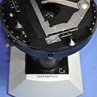 Olympus Model CX31 Bertrand Lens Strain Free Optics Polarizing Microscope-CX31-Parts