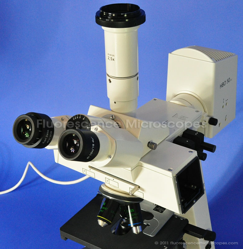Fluorescence Microscopes Zeiss Fluorescence Microscope