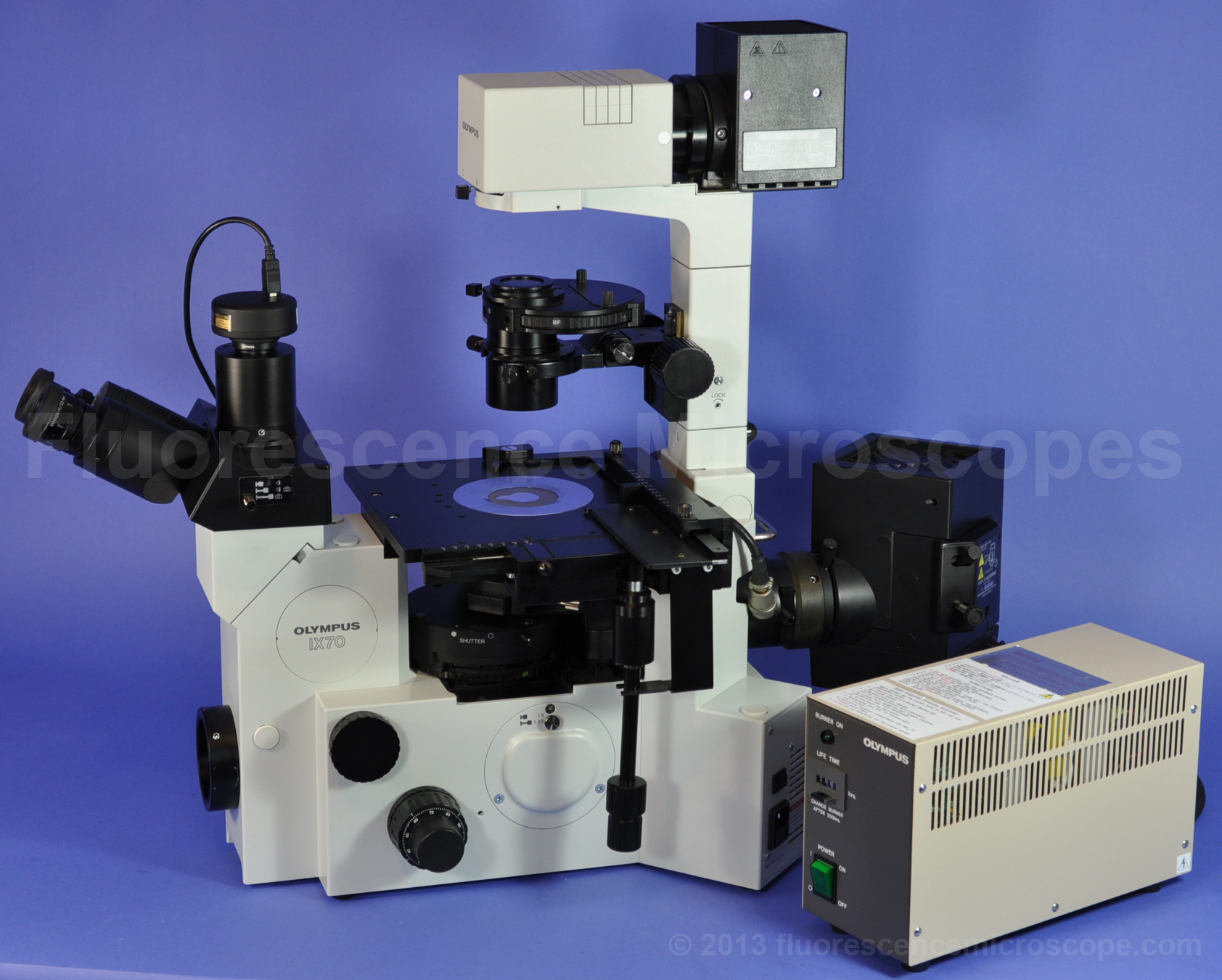 Fluorescencemicroscopes 905