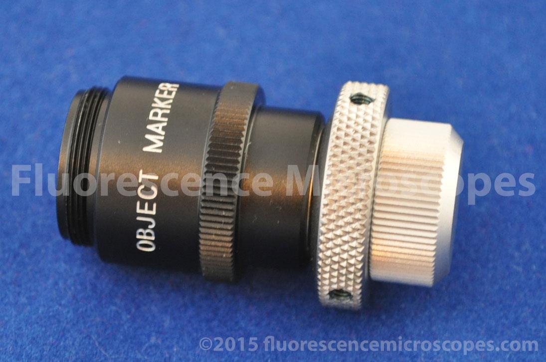 Fluorescence Microscopes - Nikon Microscope Object Marker