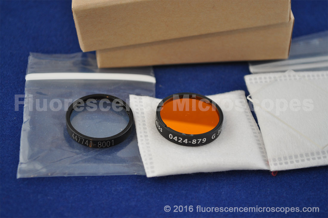 Fluorescence Microscopes Zeiss Filter Set 2 Dapi Long